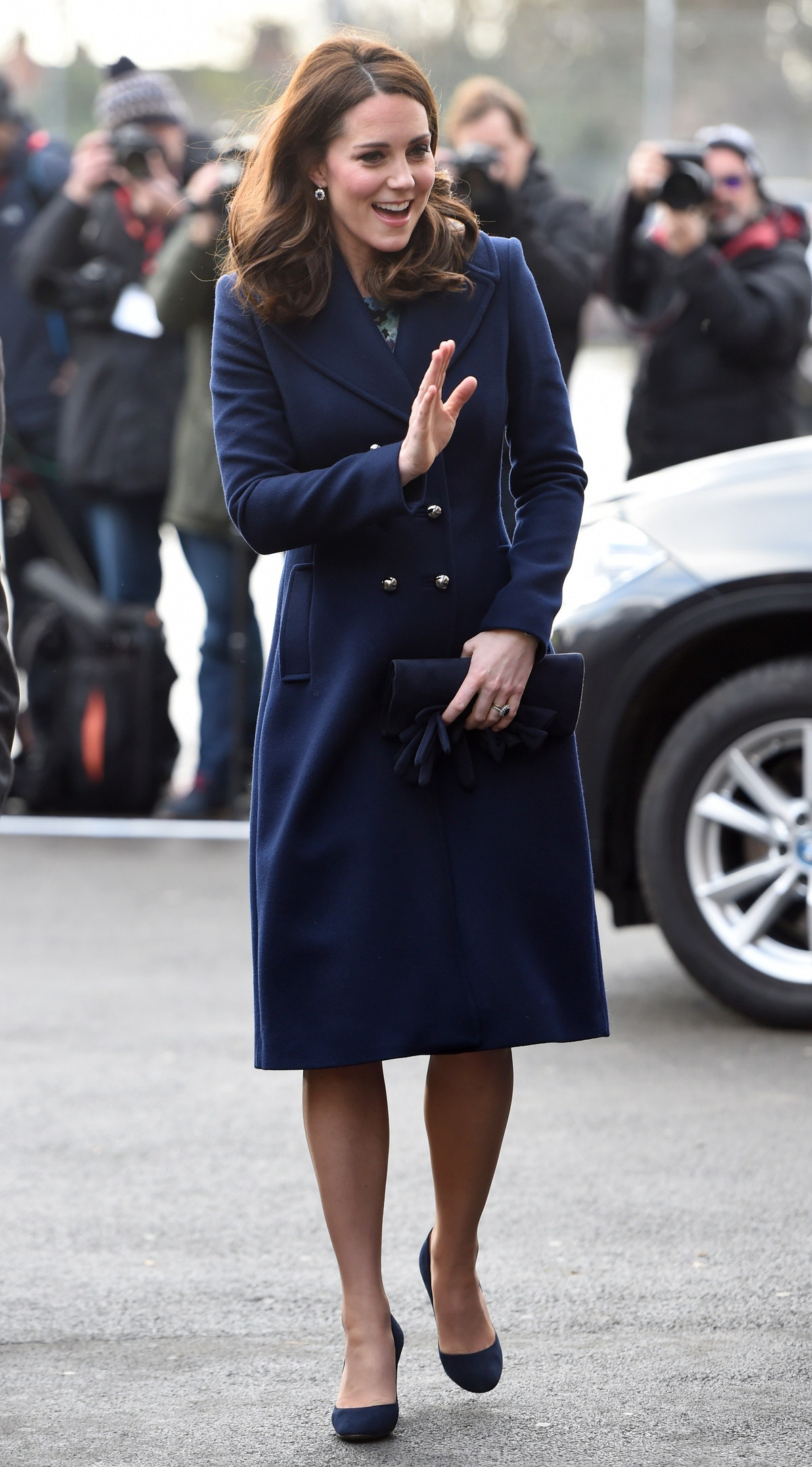 Kate Middleton Shines During Solo Appearance One Day After Her 36th Birthday