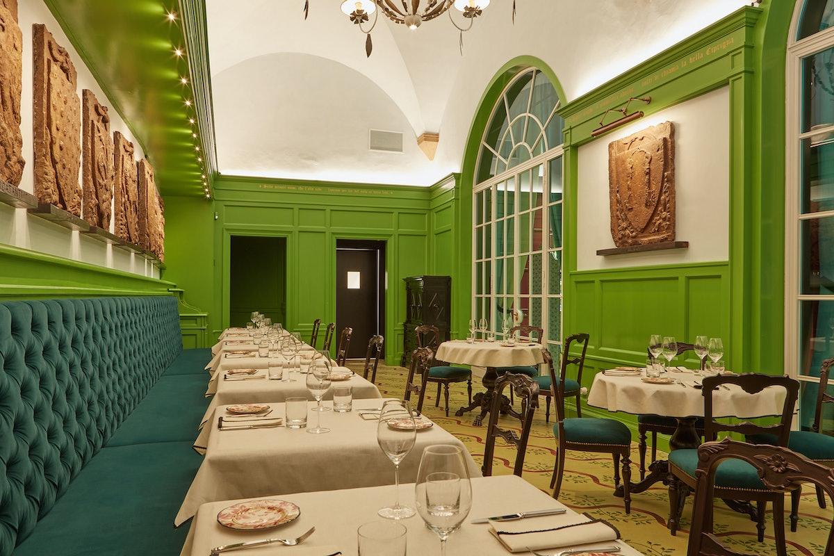 Gucci Osteria Restaurant