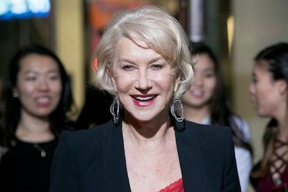 Helen Mirren Finds Out She's 72 Not 73 on Ellen Show