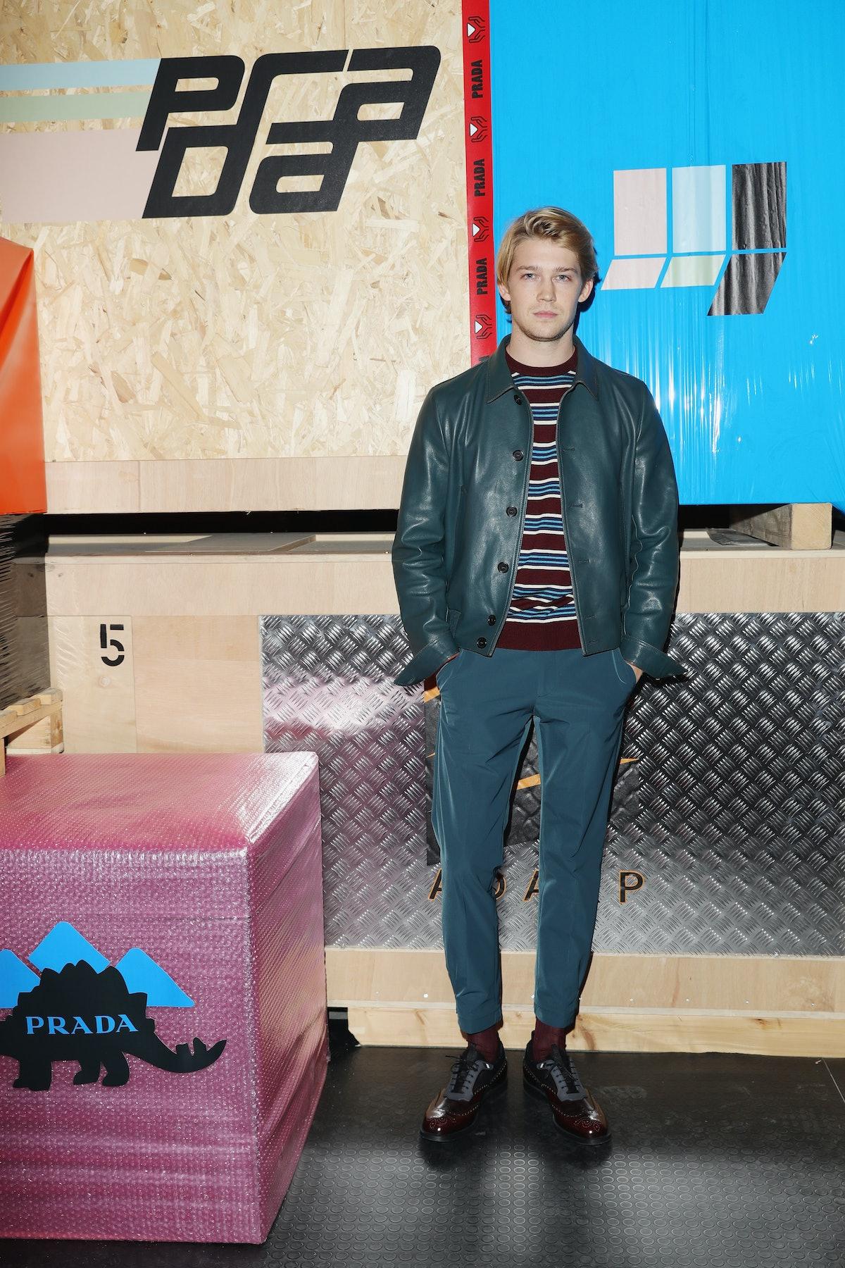 Prada - Arrivals & Front Row - Milan Men's Fashion Week Fall/Winter 2018/19