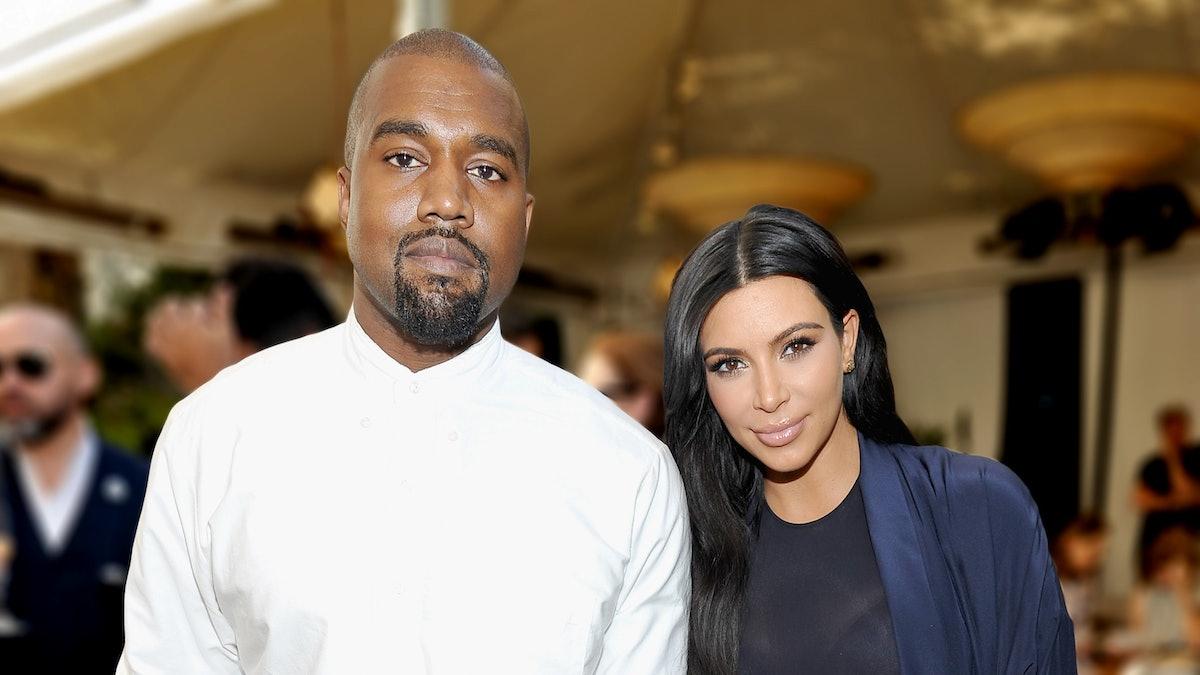 Kim and Kanye Reveal Baby Girl's Name