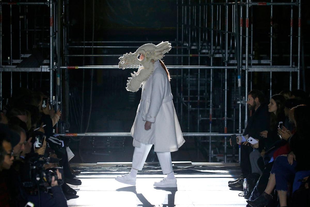 Comme Des Garcons Homme Plus : Runway - Paris Fashion Week - Menswear F/W 2018-2019
