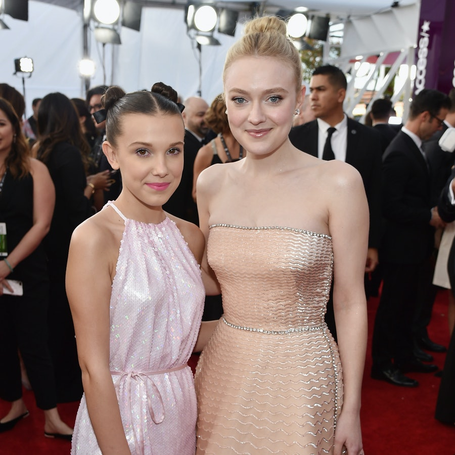 LEAD Millie Bobby Brown and Dakota Fanning