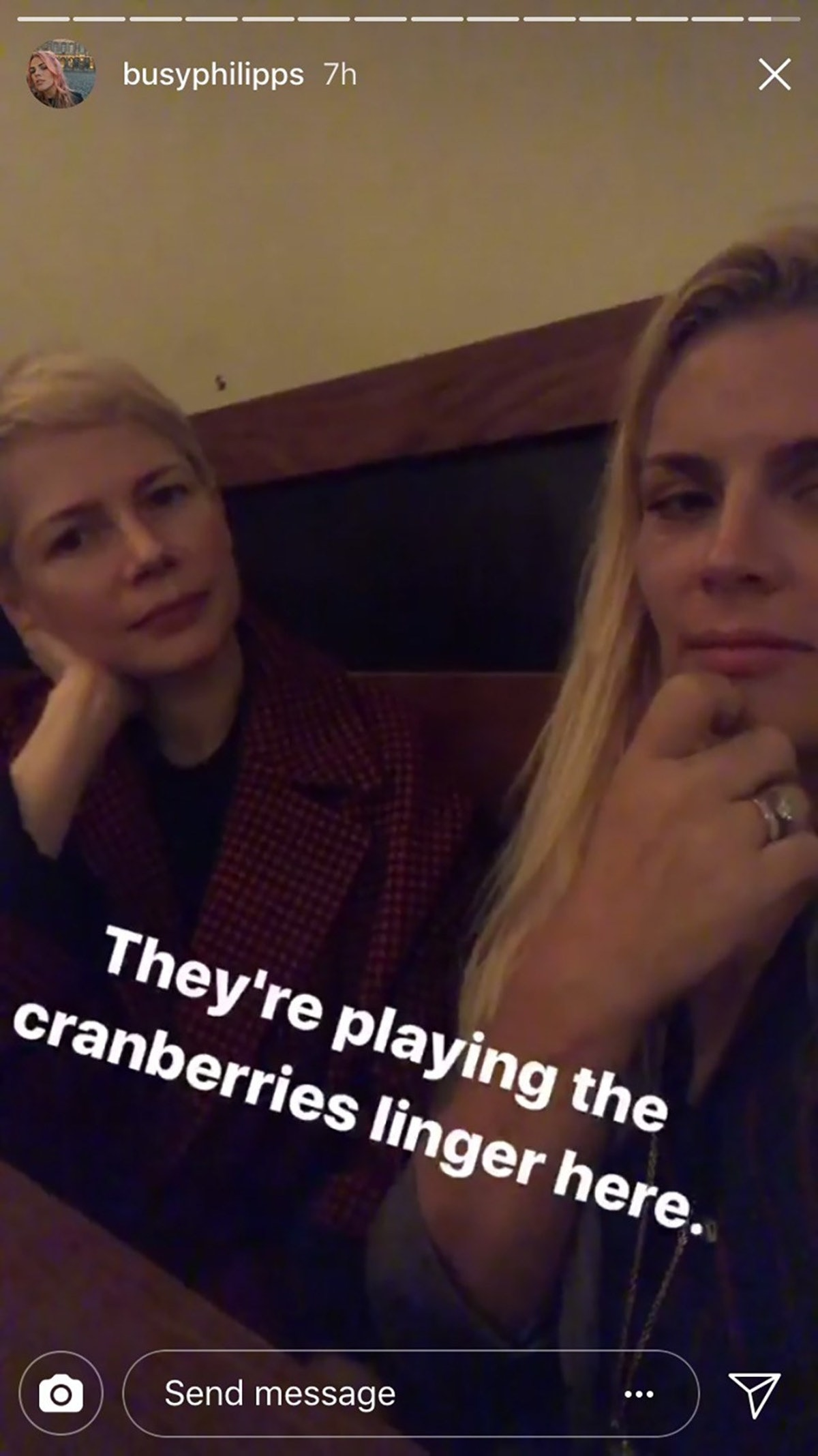 Busy Philipps Flies to BFF Michelle Williams' Side to Console Her on Anniversary of Heath Ledger's Death