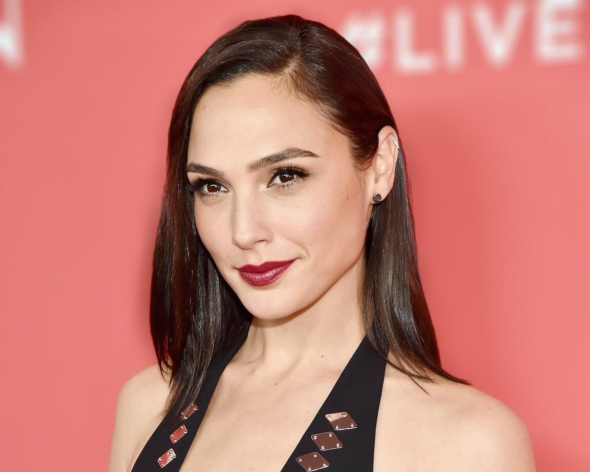 Gal Gadot Responds To 'Wonder Woman' Oscar Snub