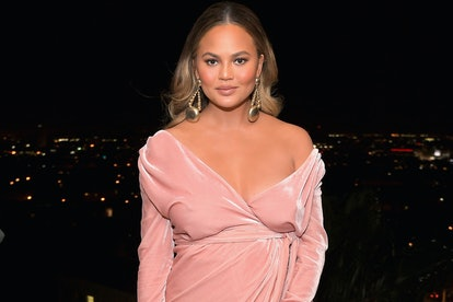 """Someone Told Chrissy Teigen She Was Stunning """"Before The Fillers"""""""