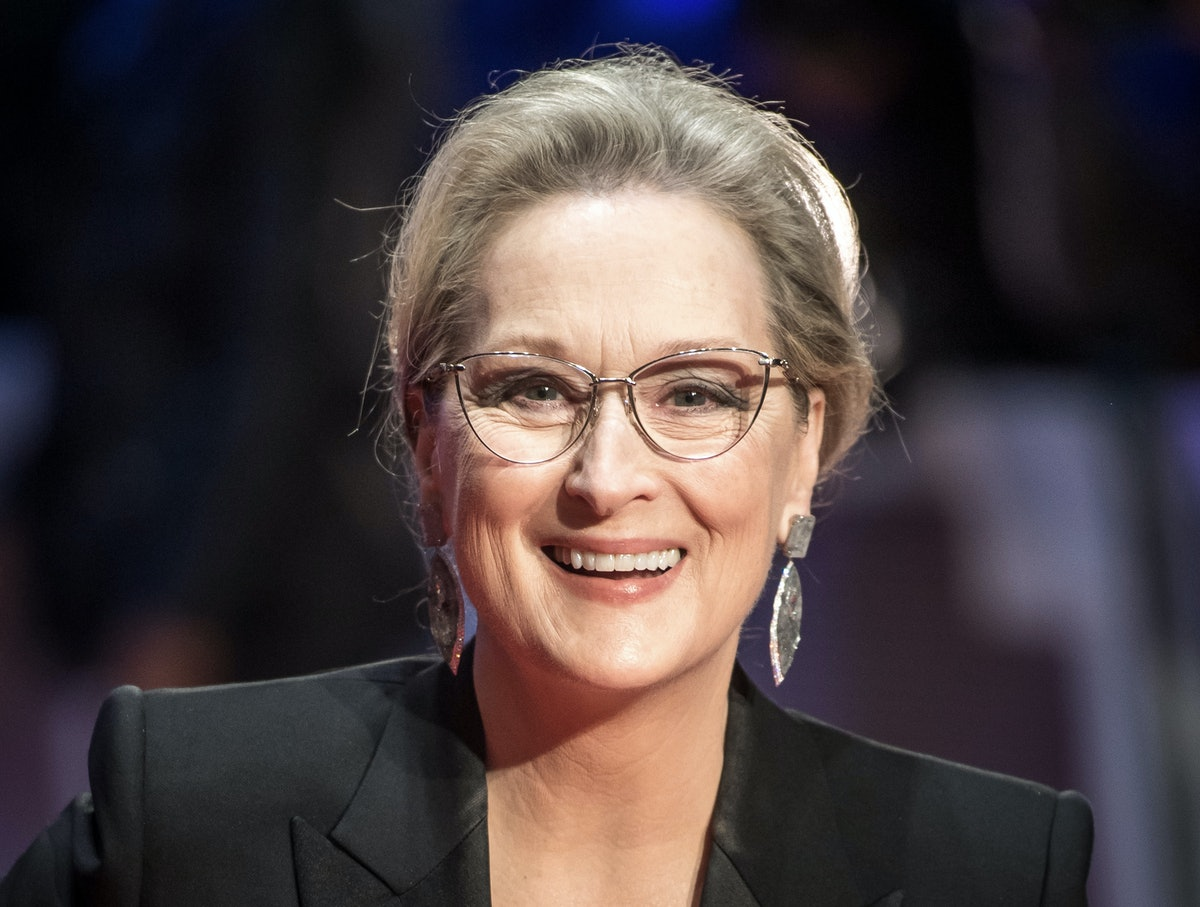 Meryl Streep Files a Trademark for Her Name, Because It Is Her Name
