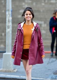 Celebrity Sightings in New York City - October 4, 2017