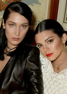 Kendall Jenner and Bella Hadid Caught in Deer Photo Drama