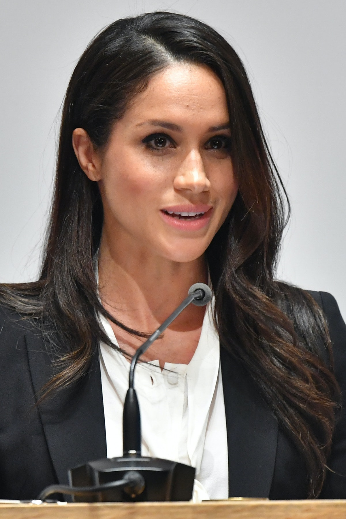 Meghan Markle Nails Her First-Ever Royal Speech at Tonight's Endeavor Fund Awards