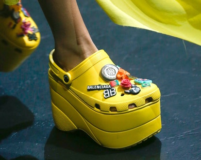 Balenciaga Crocs sold out before even being released