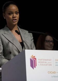 Global Partnership for Education conference in Dakar