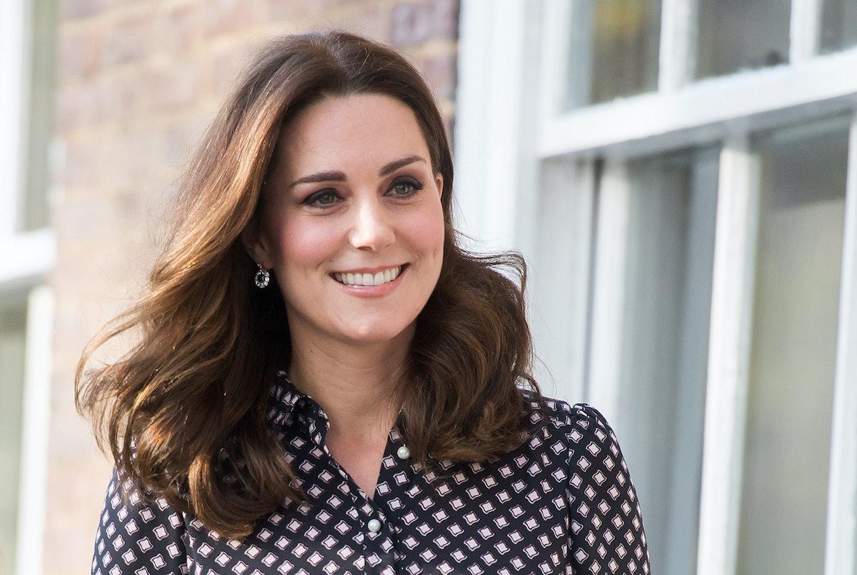 Kate Middleton Kicks Off Children's Mental Health Week With Passionate PSA
