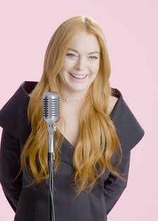 Lindsay Lohan Re-enacts Her 8 Most Favorite Mean Girls Quotes