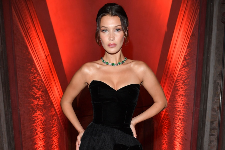 Bella Hadid Calls the Police After Finding Her Alleged Stalker Outside Her New York Home