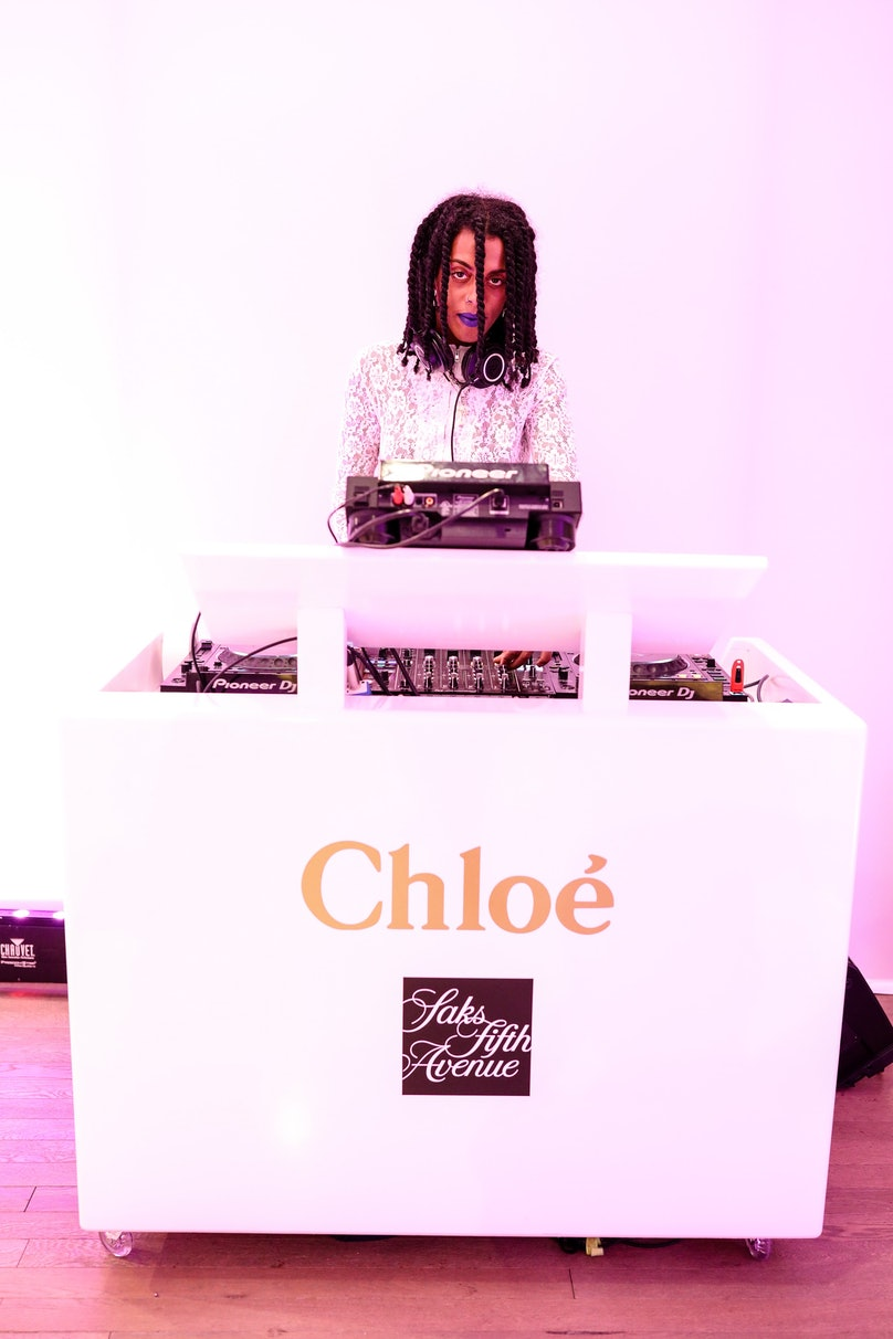 Saks Fifth Avenue Celebrates : the Chloe SS18 Collection