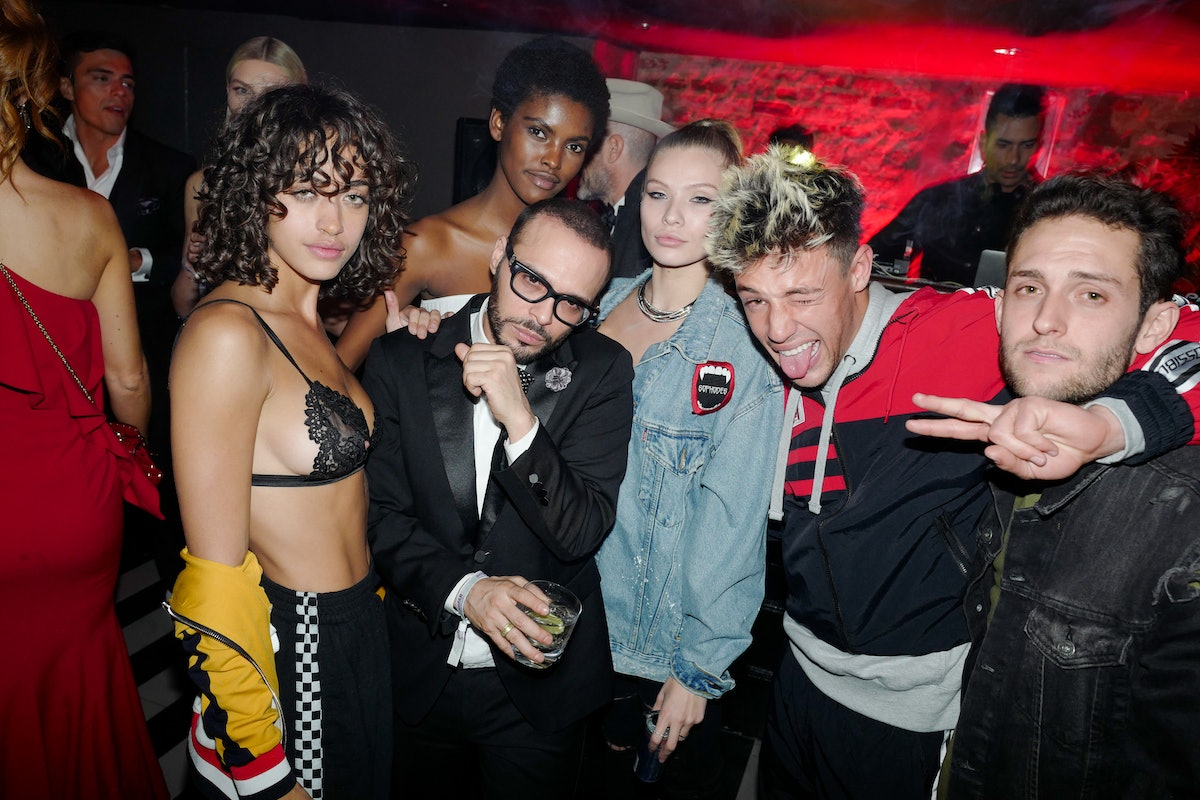 [PRIVATE FOR APPROVALS] Up&Down Hosts : the amfAR afterparty