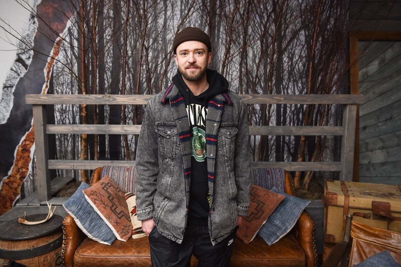 """Justin Timberlake and Bravado preview : the """"Man of the Woods"""" Collection"""