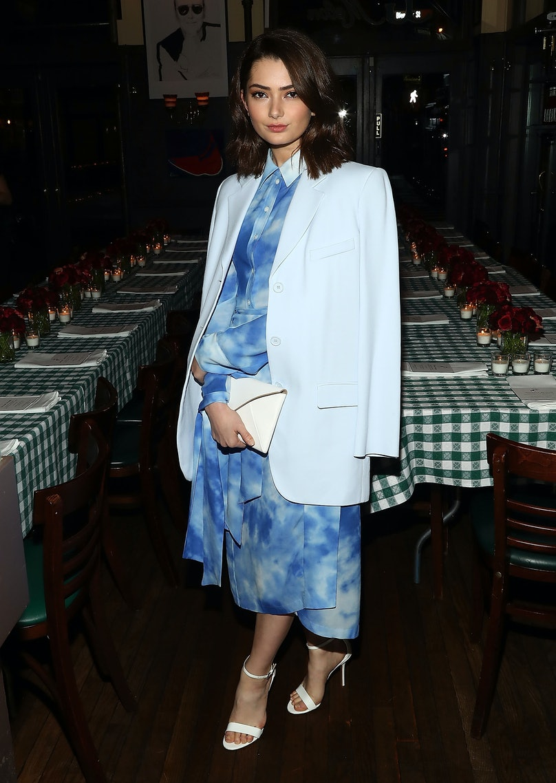 Michael Kors Celebrates David Downton Collaboration With Dinner In New York City
