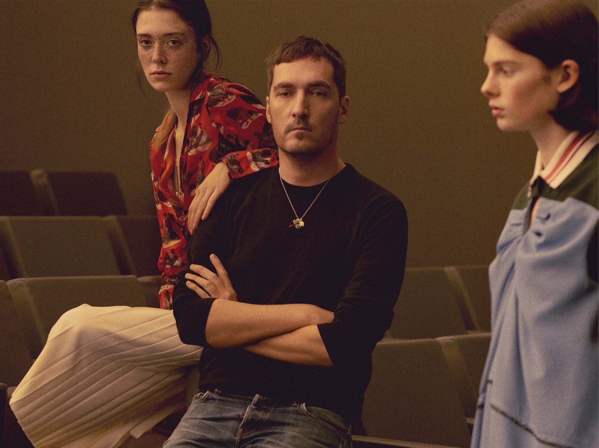 Carven - new garcon on the block