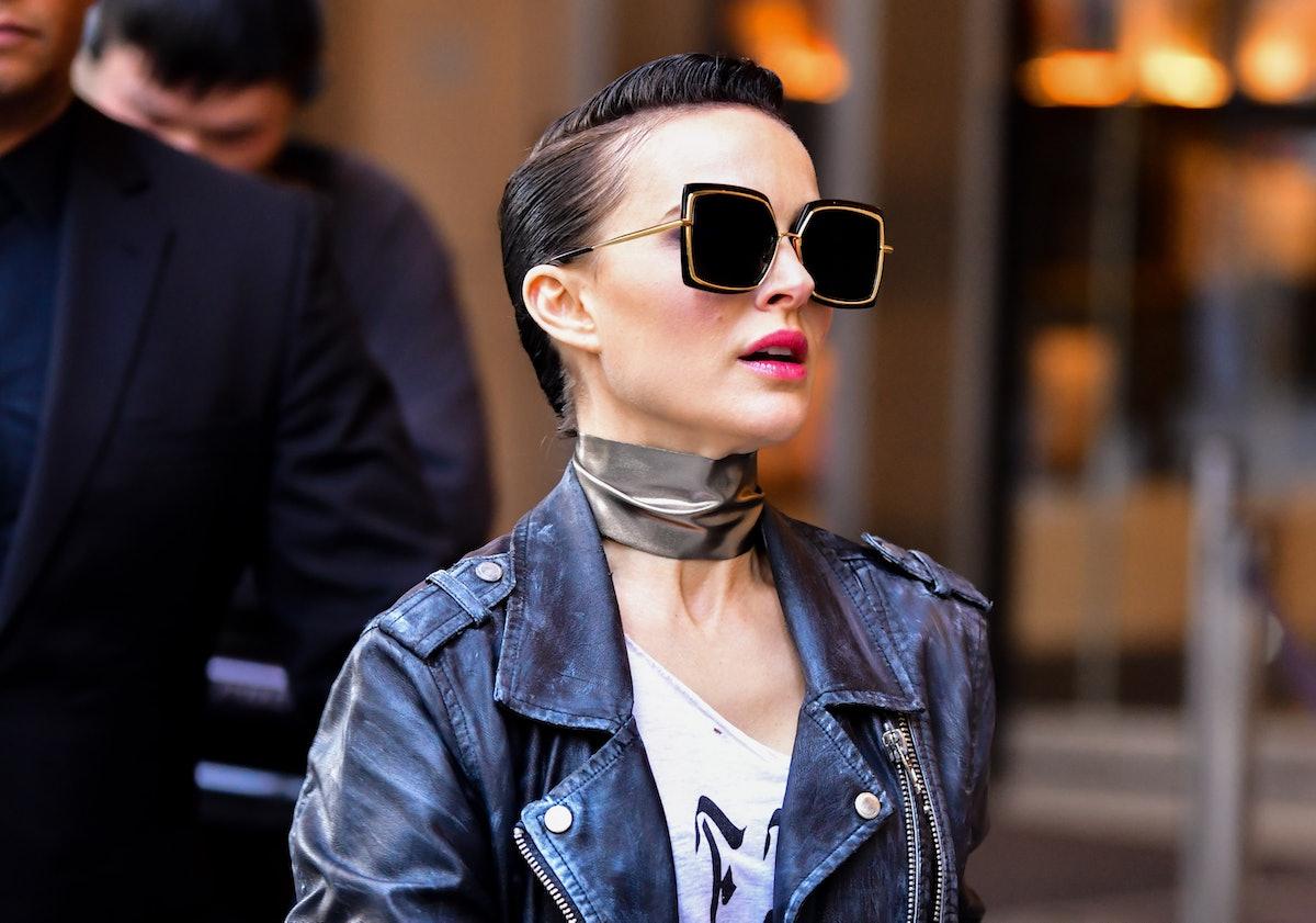Celebrity Sightings in New York City - February 28, 2018