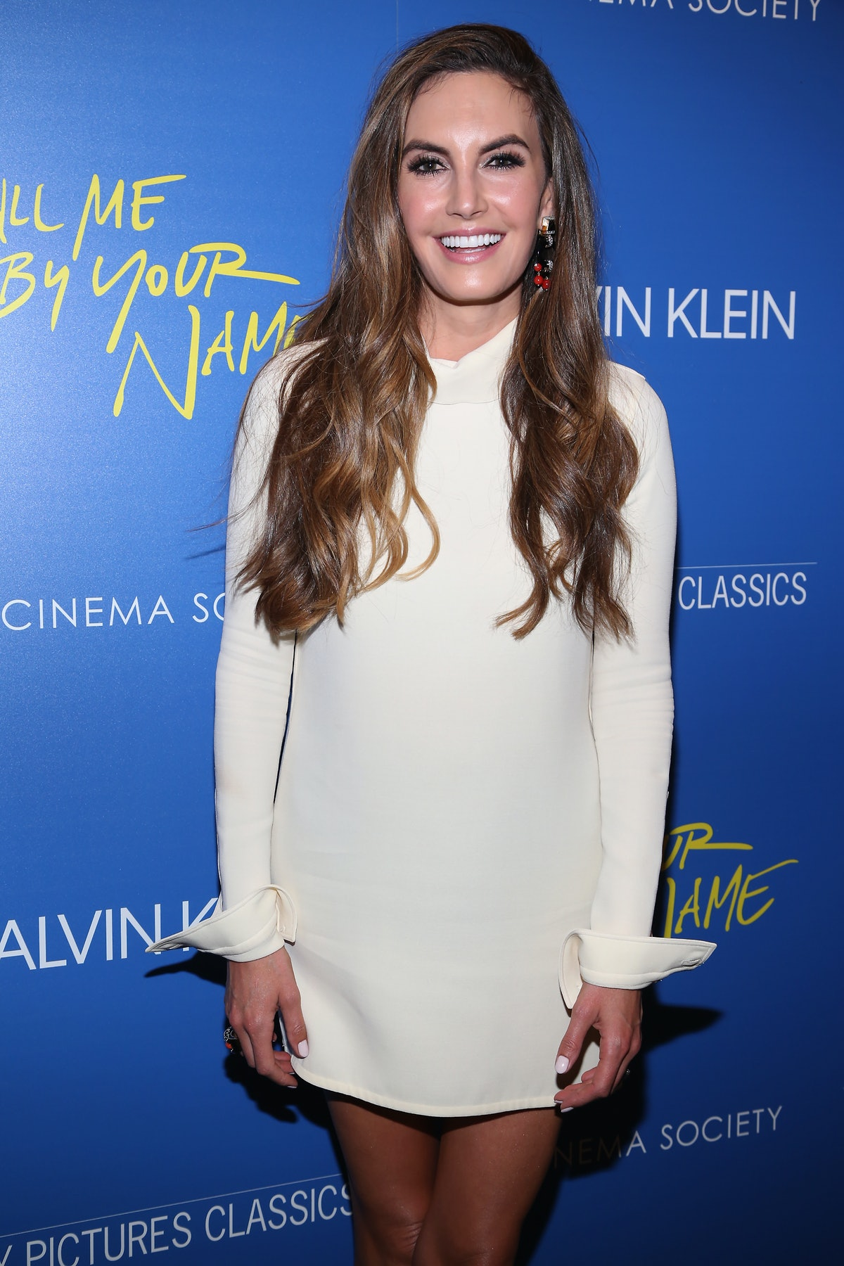 """Calvin Klein and The Cinema Society host a screening of Sony Pictures Classics' """"Call Me By Your Name"""""""
