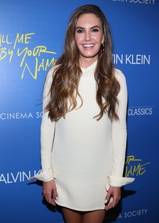 """Calvin Klein and The Cinema Society host a screening of Sony Pictures Classics' """"Call Me By Your Nam..."""