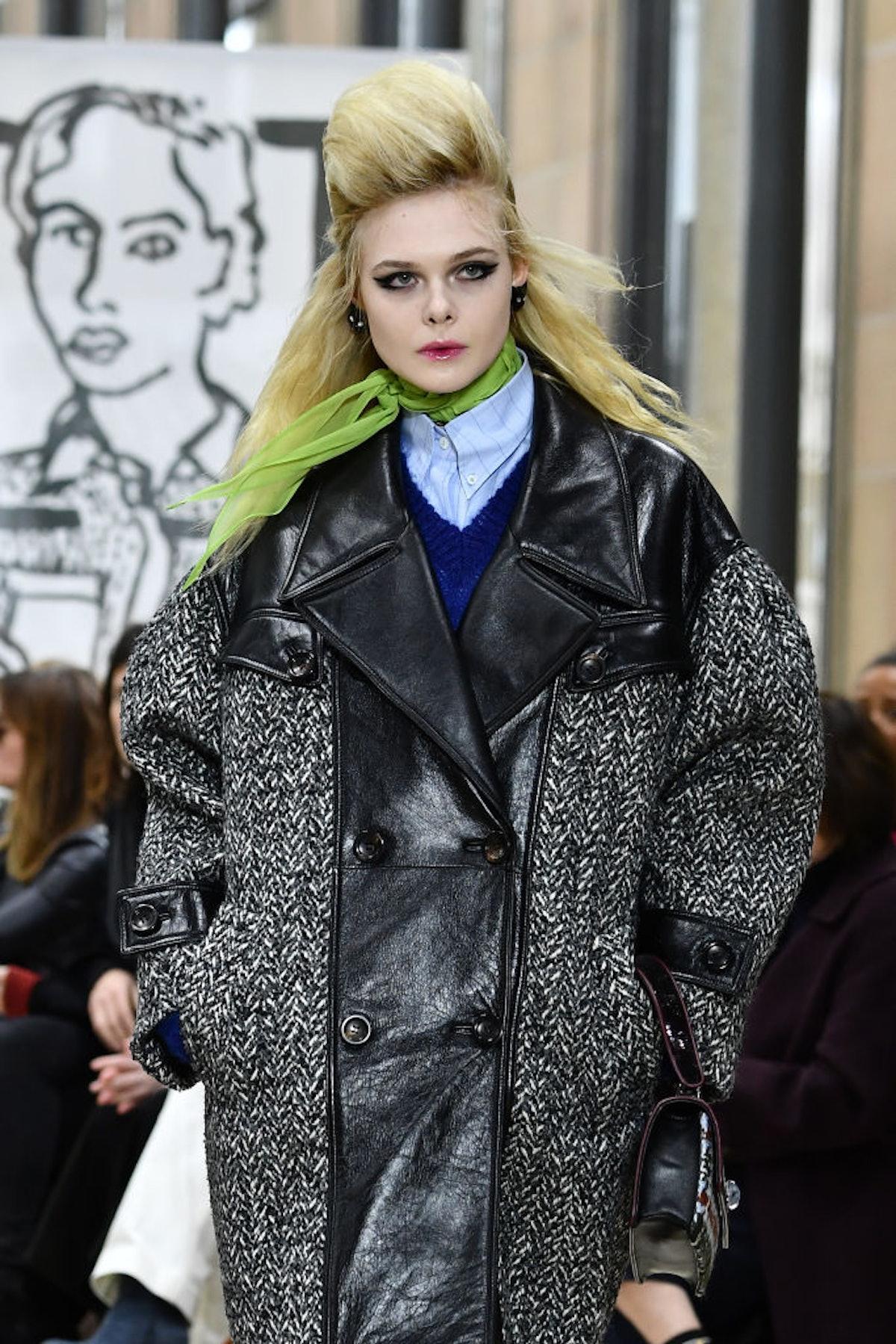 Miu Miu : Runway - Paris Fashion Week Womenswear Fall/Winter 2018/2019