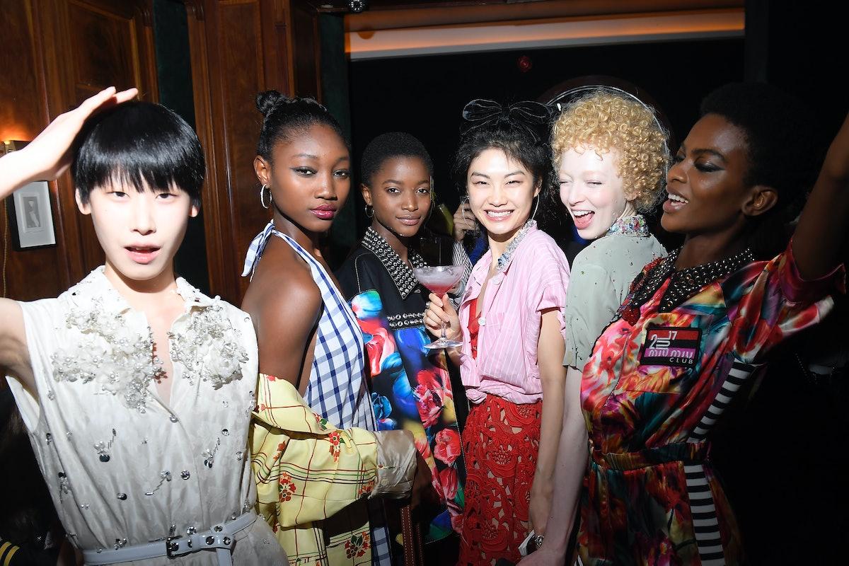 Miu Miu : After Show - Paris Fashion Week Womenswear Fall/Winter 2018/2019