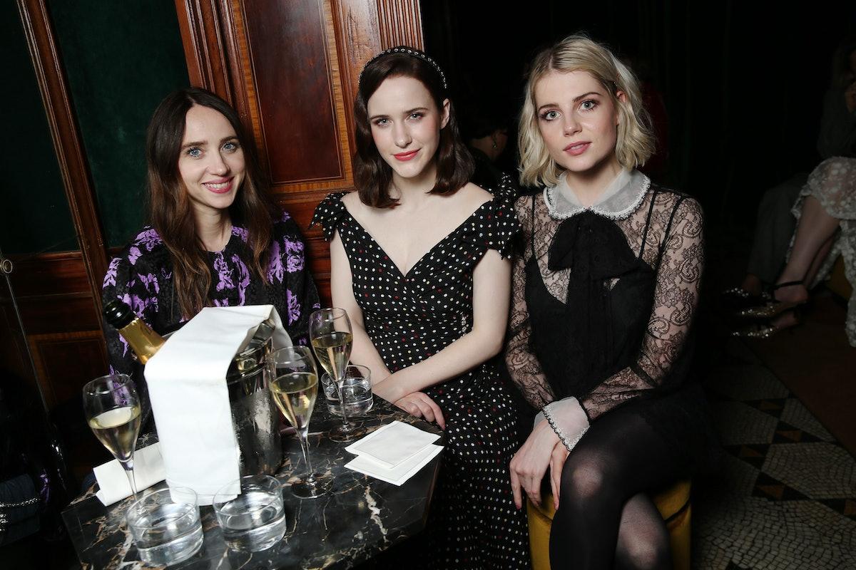 Zoe Kazan, Rachel Bresnahan & Lucy Boyton.jpg