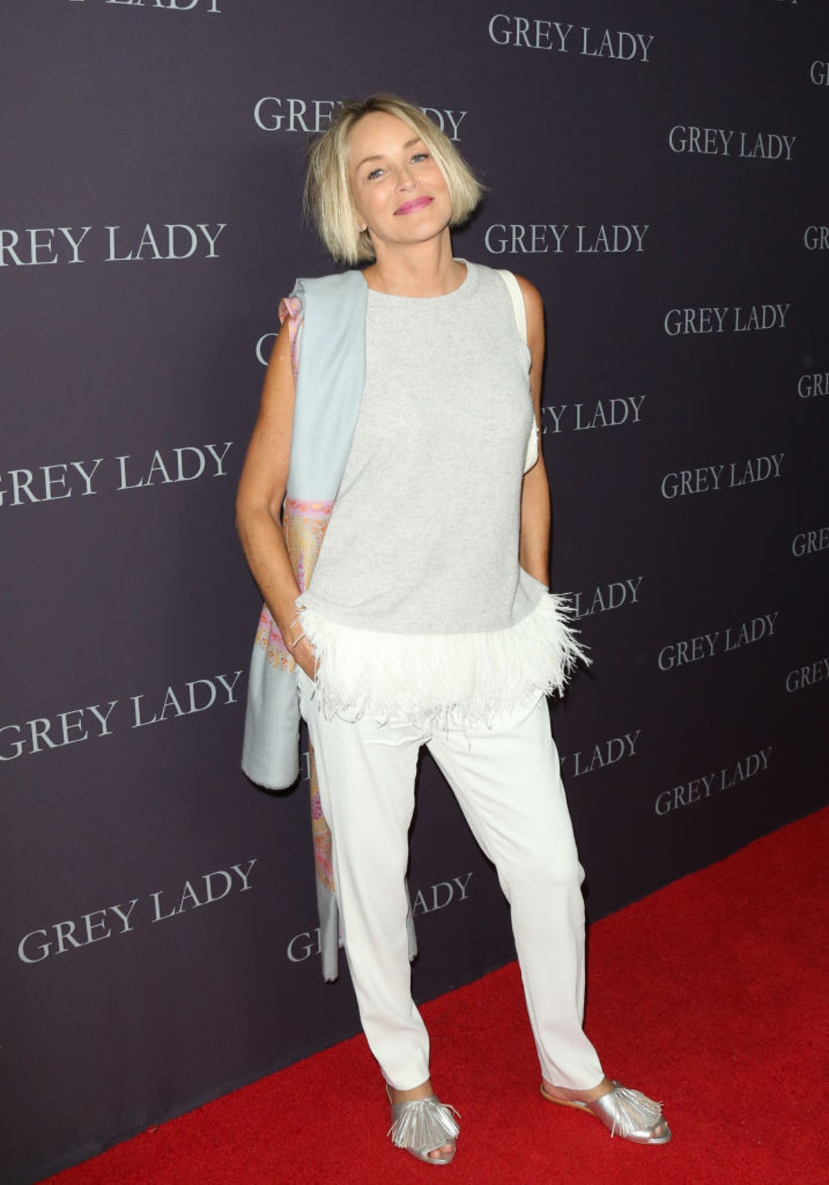 """Premiere Of Pataphysical Production's """"Grey Lady"""" - Arrivals"""