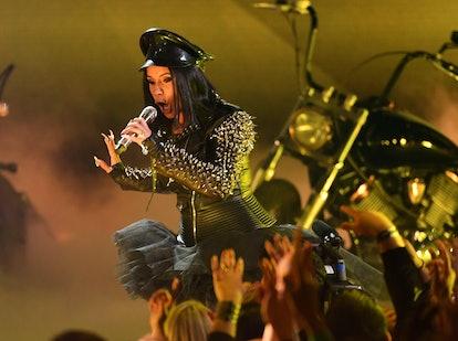 2018 iHeartRadio Music Awards cardi b