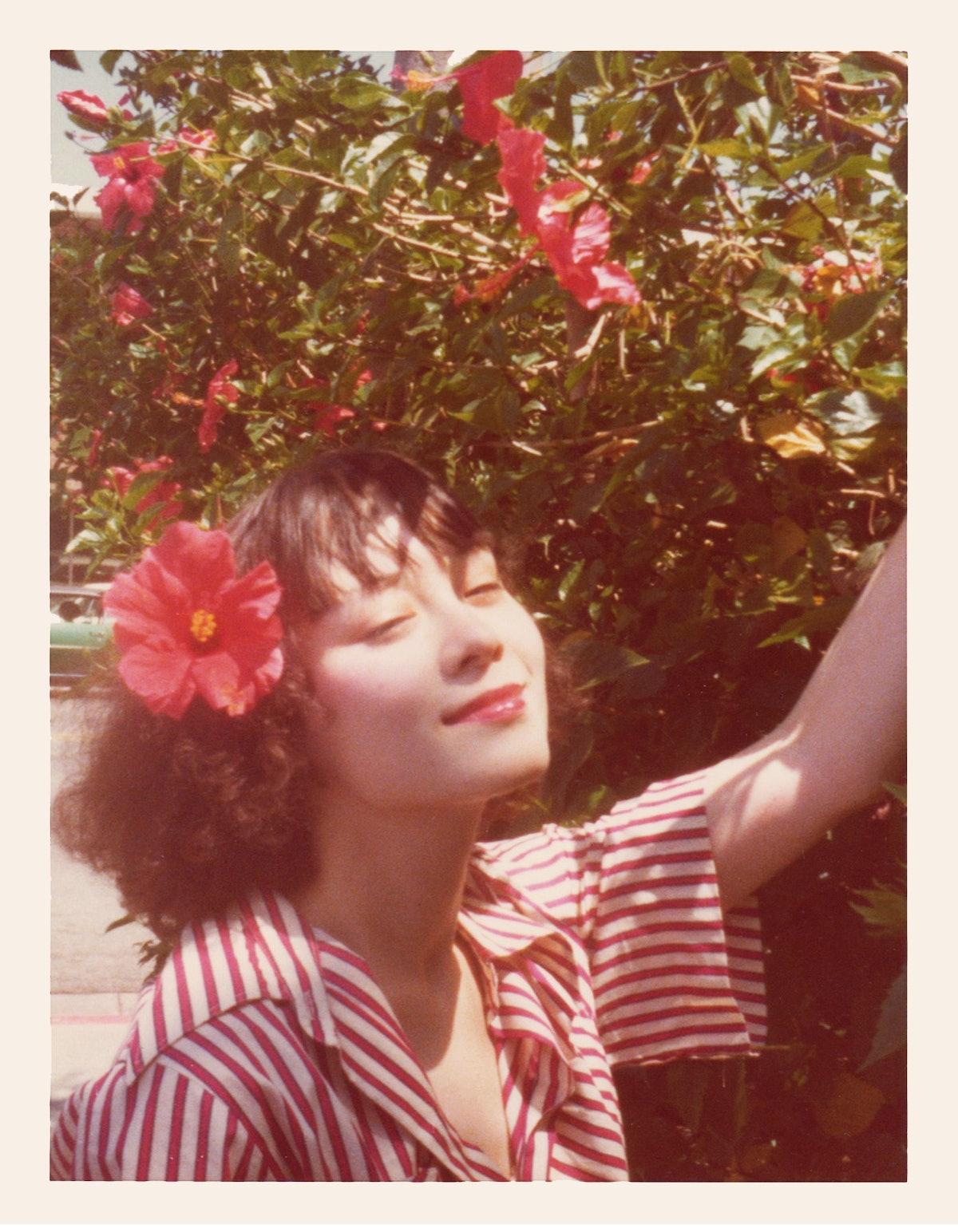 Antonio Lopez_Single_Tina Chow 1974.jpg