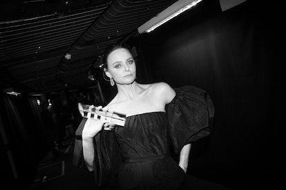 The Fashion Awards 2017 In Partnership With Swarovski - Black And White