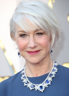 Helen Mirren got her eyebrows microbladed
