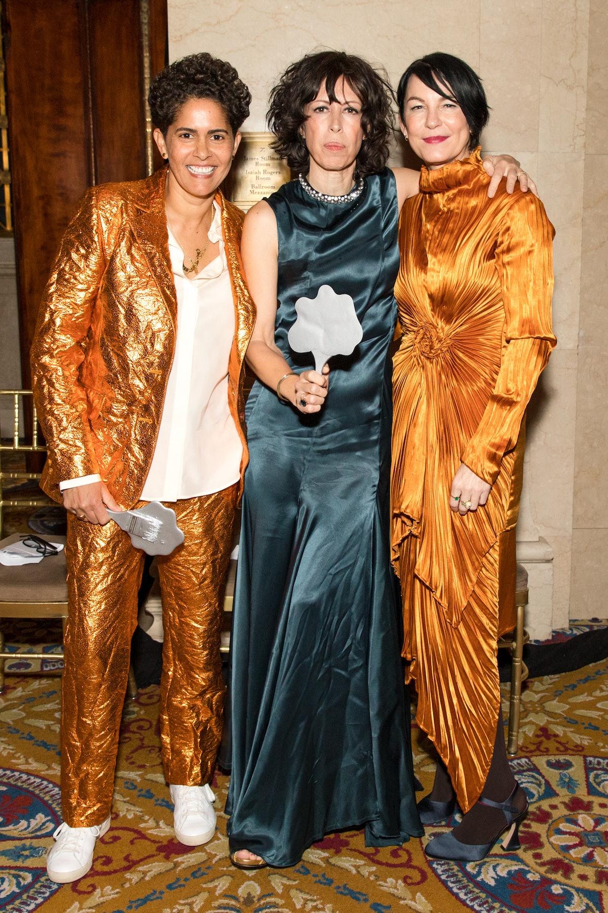 New Museum Spring Gala 2018 : Honoring Cecily Brown, Julie Mehretu, and Elizabeth Peyton