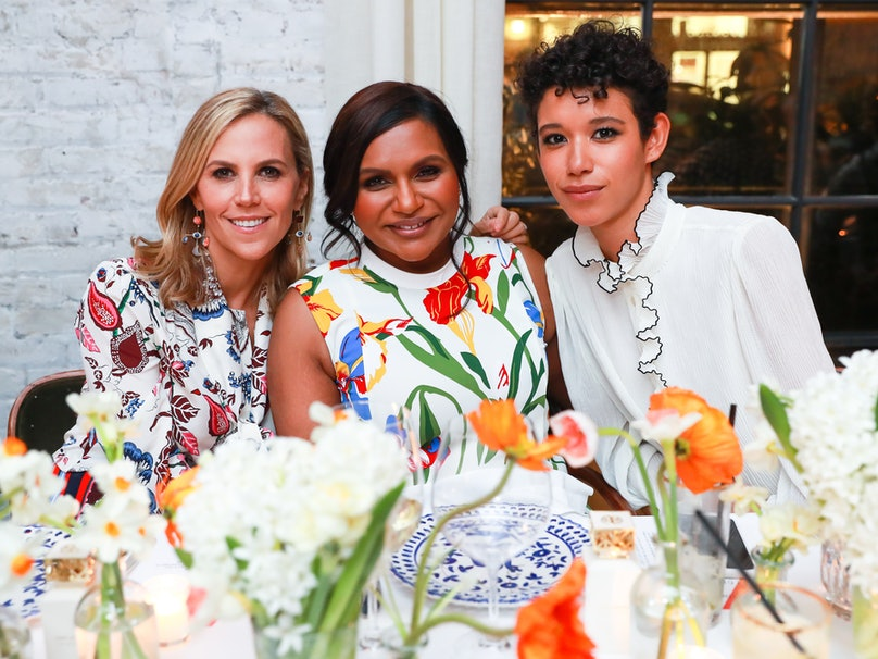 Tory Burch : Just Like Heaven Launch Dinner
