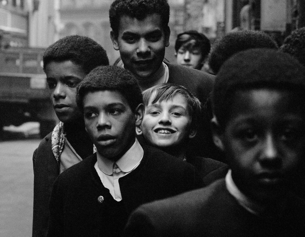 Astrid_Kirchherr_Boys_Outside _of_The_Cavern_Club_1964_HR.jpg