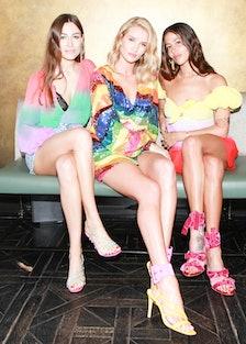 FORWARD By Elyse Walker x Attico Brunch : Hosted By Gilda Ambrosio, Giorgia Tordini & Rosie Huntingt...