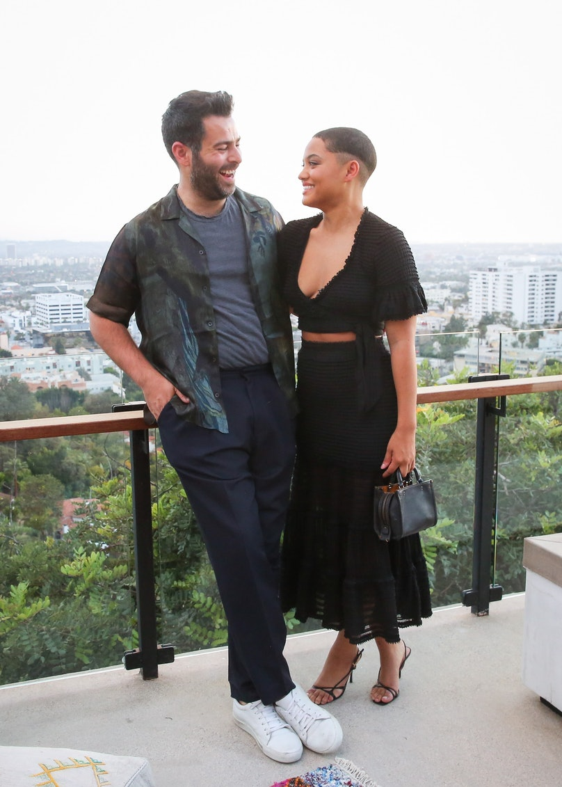 Jonathan Simkhai x MATCHES FASHION : Dinner in the Hollywood Hills