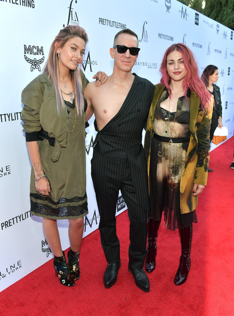 The Daily Front Row Hosts 4th Annual Fashion Los Angeles Awards - Red Carpet