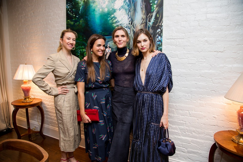 Gabriela Hearst x The Webster : Cocktail Reception