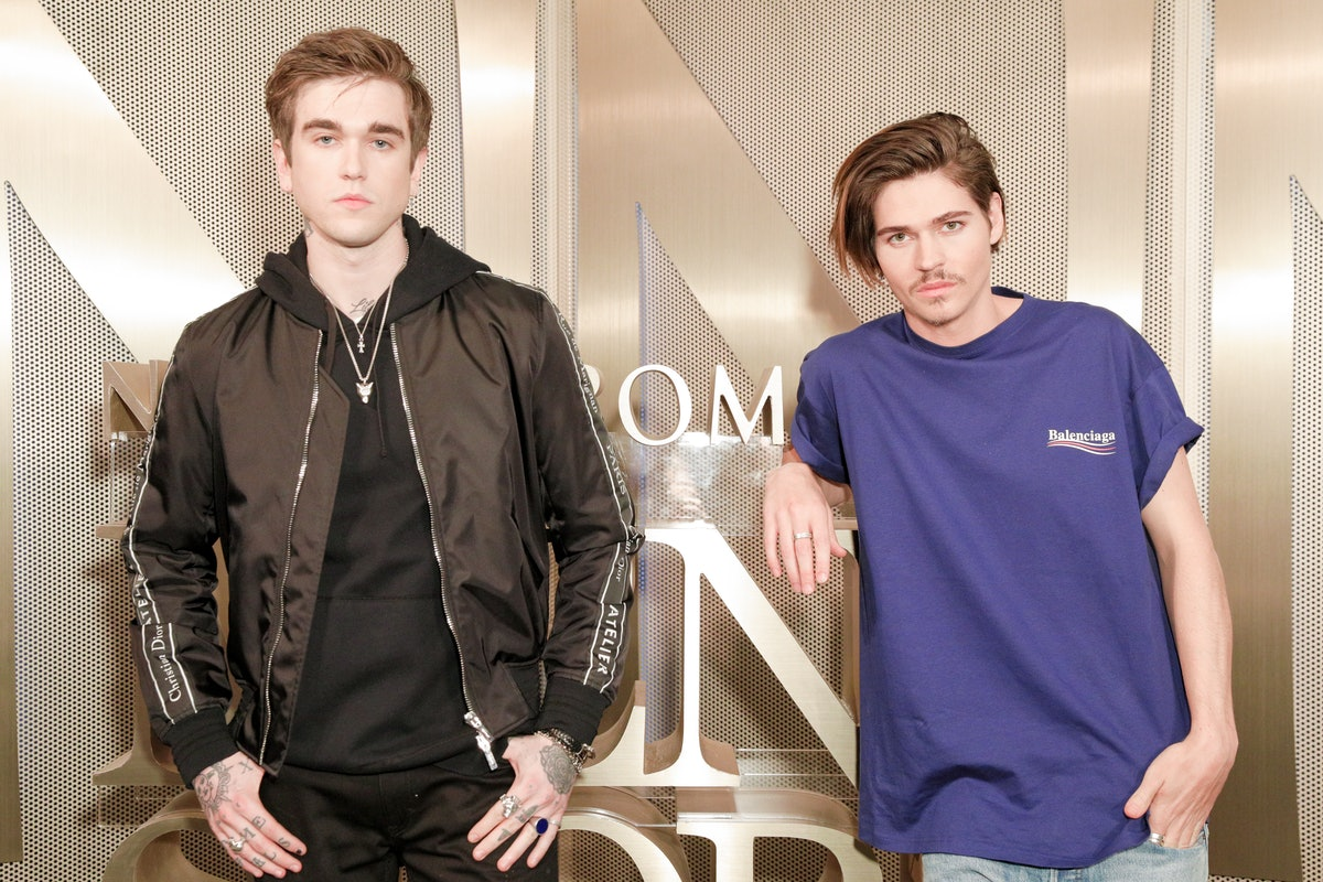 [SUPER FOR PRESS] Nordstrom : Mens Store NYC VIP Party