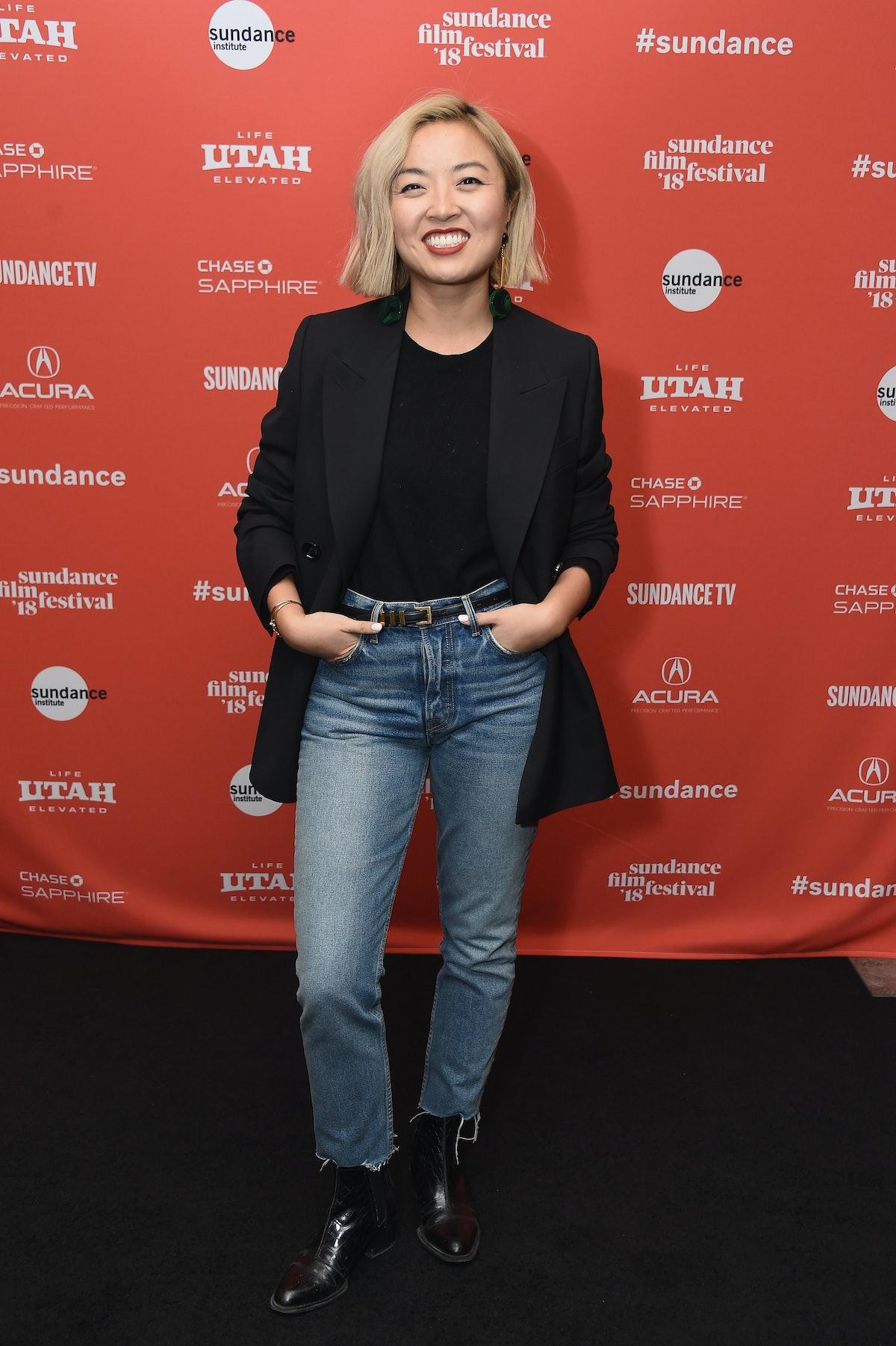 "2018 Sundance Film Festival - ""Dead Pigs"" Premiere"