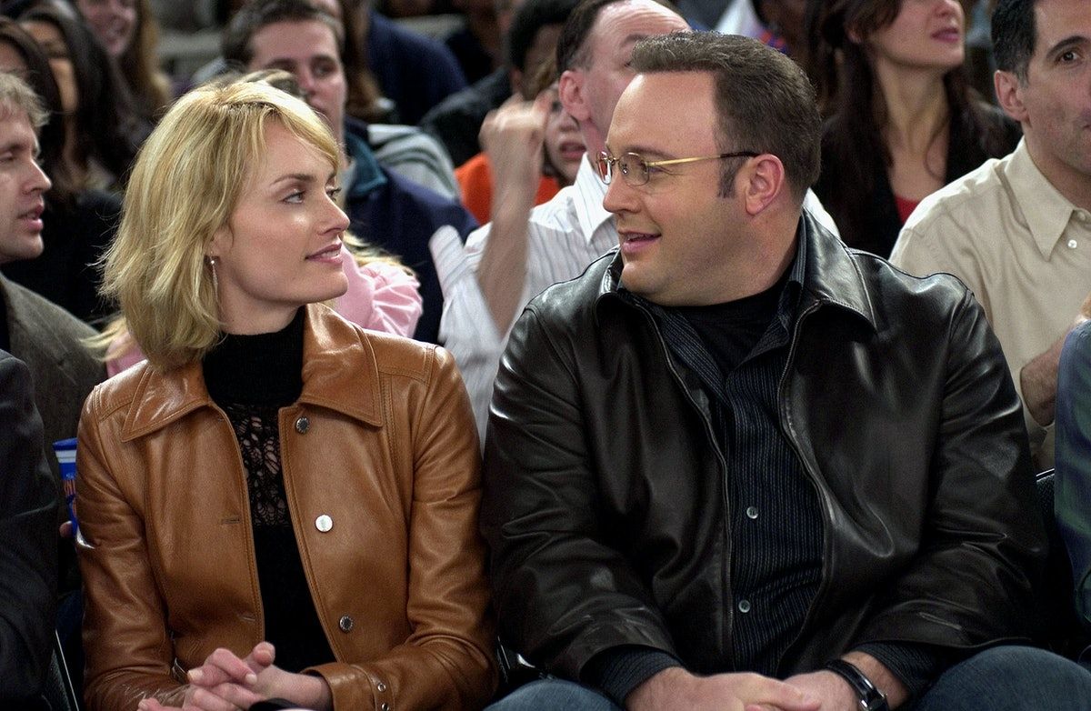 HITCH, Amber Valletta, Kevin James, 2005, (c) Columbia/courtesy Everett Collection