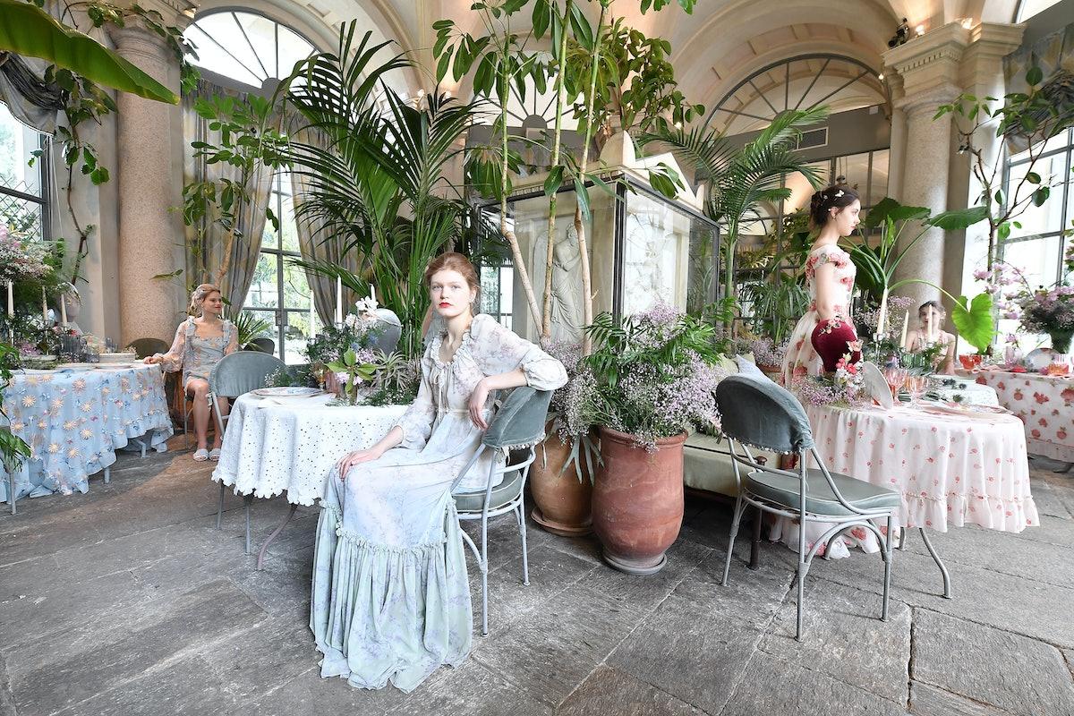 Luisa Beccaria Home Collection for Moda Operandi