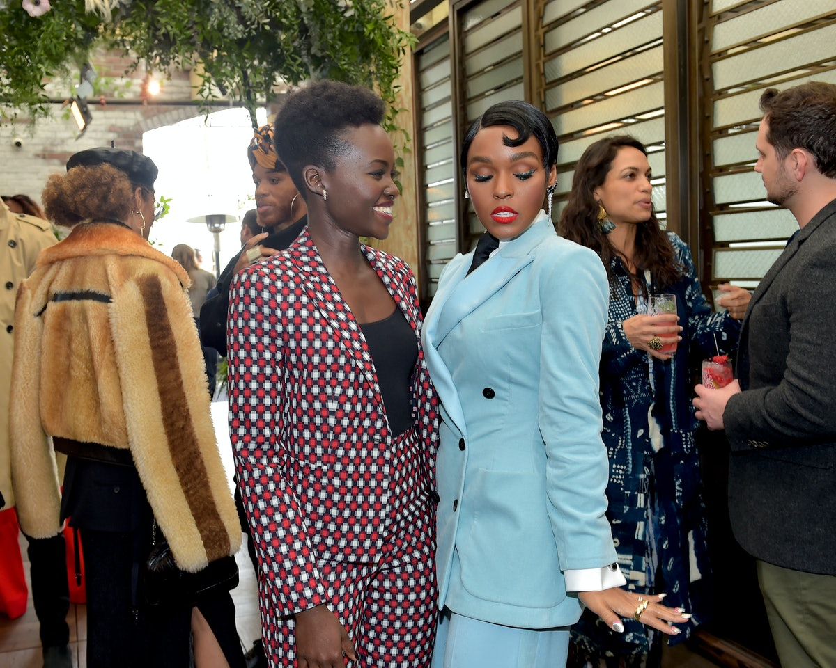 """Janelle Monae and Belvedere Vodka kick-off """"A Beautiful Future"""" Campaign with Fem the Future Brunch"""