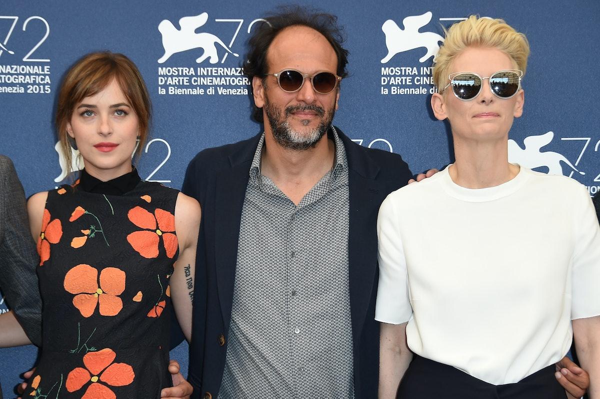 'A Bigger Splash' Photocall - 72nd Venice Film Festival
