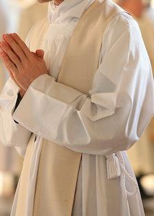 Priests Praying