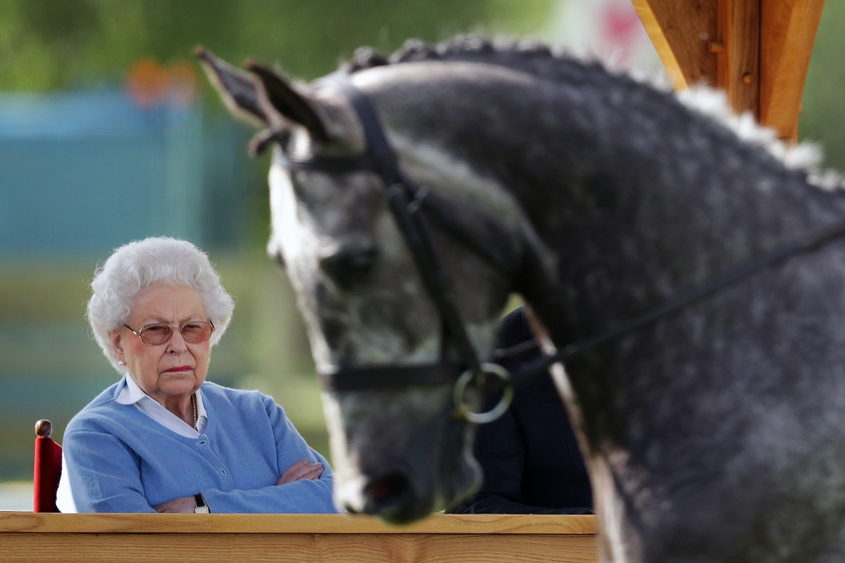 Royal Windsor Horse Show - Day One